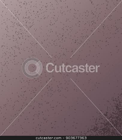 dark grunge background stock vector clipart, vector of the dark background with grunge effect by muuraa