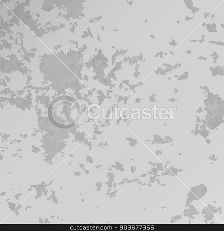 gray grunge background stock vector clipart, vector of the gray background with grunge effect by muuraa