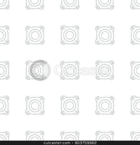 Speaker volume sign icon. Sound symbol. Seamless pattern stock photo, Speaker volume sign icon. Sound symbol.Seamless pattern by Serhii