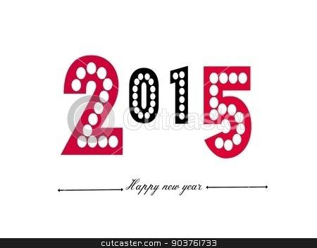 2015, new year stock photo, 2015, new year by KANZA