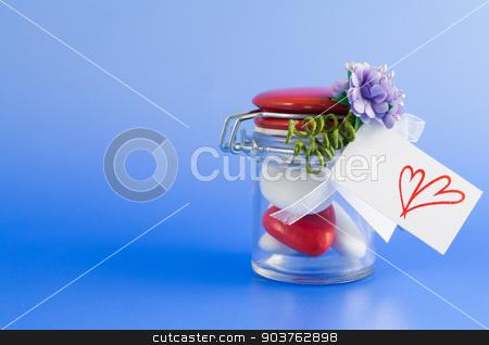 Valentine Confetti stock photo, Italian Valentine Confetti: so good and addicting by Paolo Gallo