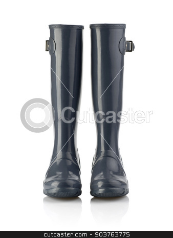 Fashionable women winter boot stock photo, Modern fashionable women winter boot shot in studio by Nikita Buida