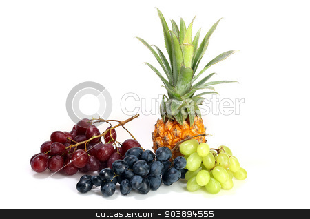 fruit mix stock photo, fresh fruit mix by Alexander