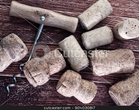 corks stock photo, corks by tycoon