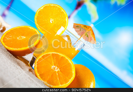 Exotic alcohol drinks, natural colorful tone stock photo, Exotic alcohol drinks, natural colorful tone by Sebastian Duda
