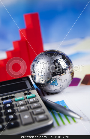Concept of discount, Percent sign  stock photo, Concept of discount, Percent sign by Sebastian Duda