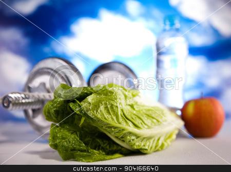 Fruit Fitness, sunshine, bright colorful tone concept stock photo, Fruit Fitness, sunshine, bright colorful tone concept by Sebastian Duda