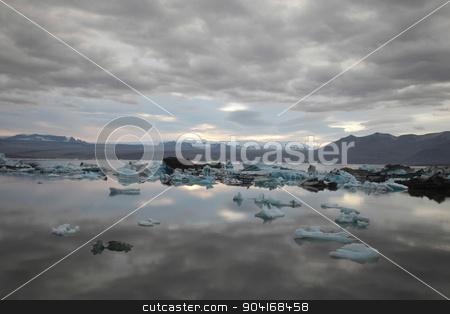 Lake iceland, bright colorful vivid theme stock photo, Lake iceland, bright colorful vivid theme by Sebastian Duda