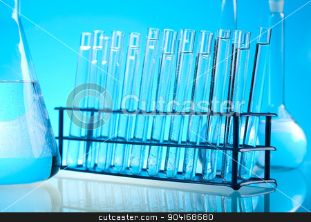 Laboratory requirements, bright modern chemical concept stock photo, Laboratory requirements, bright modern chemical concept by Sebastian Duda