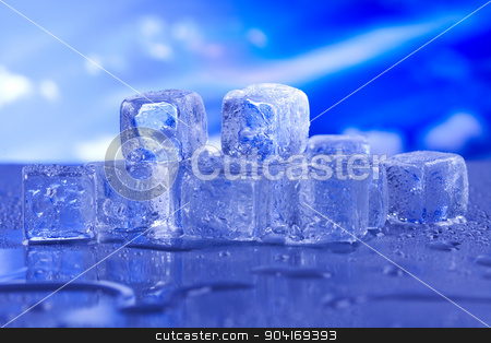 Cool and  ice, cold and fresh concept stock photo, Cool and  ice, cold and fresh concept by Sebastian Duda
