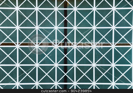 pims_20080609_ml0099 stock photo, Close-up of a window with grills, Athens, Greece by imagedb