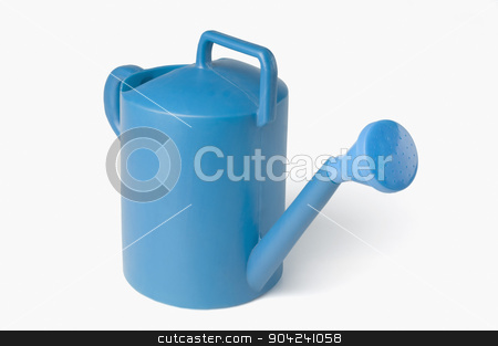 pims_20080923_sa0258 stock photo, Close-up of a watering can by imagedb