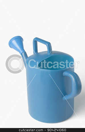 pims_20080923_sa0261 stock photo, Close-up of a watering can by imagedb