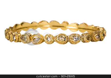 pims_20090702_as0220.JPG stock photo, Close-up of a bracelet by imagedb