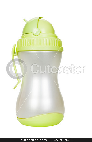 pims_20090629_as0118.jpg stock photo, Close-up of a water bottle by imagedb