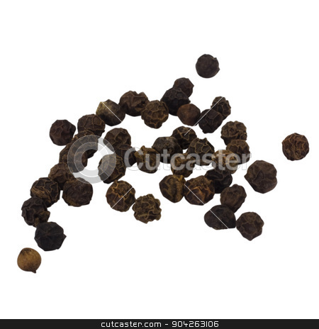 pims_20090706_as0623.JPG stock photo, Close-up of black peppercorns by imagedb