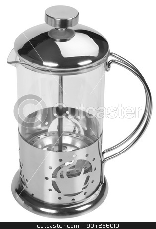 pims_20090718_as0264.JPG stock photo, Close-up of a coffee maker by imagedb