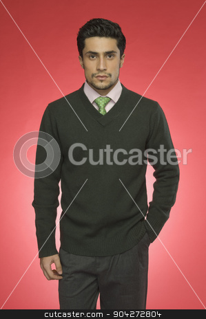 pims_20091020_as0094.JPG stock photo, Portrait of a businessman by imagedb