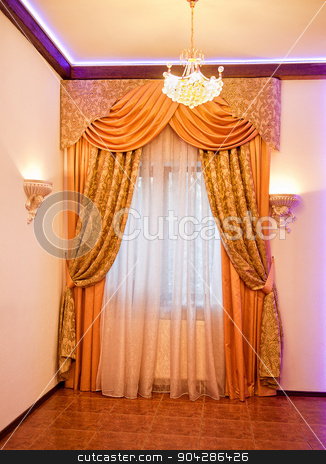 Shade in the interior of the gold stock photo, Shade in the interior of the gold. by timonko