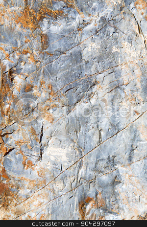 rocks stone and   in the wall of morocco stock photo, rocks stone and red orange gneiss in the wall of morocco by mason luca
