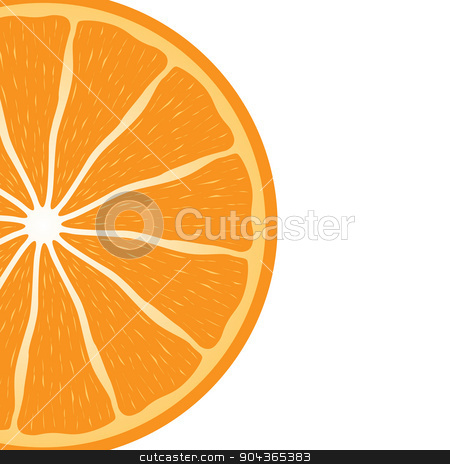 closeup of orange delicious stock photo, closeup of orange is delicious on white background  by Cherdchoosak Ngernsiam