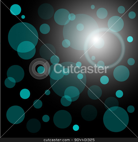 Abstract background with glowing spheres, vector illustration, e stock vector clipart, Abstract background with motion glowing spheres. Art vector illustration with transparency, eps10 by Svetlana Starkova