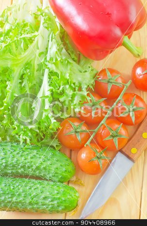 vegetables stock photo, vegetables by tycoon