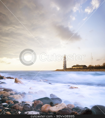 lighthouse stock photo, lighthouse by tycoon