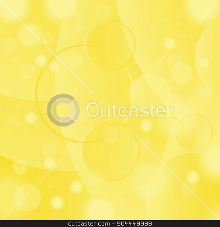 Yellow Background stock vector clipart, Sun Summer Yellow Background. Warm Sun Spring Pattern by valeo5