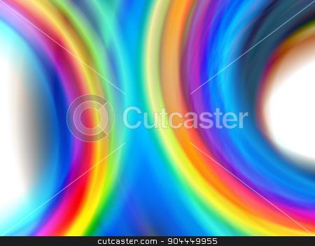 vector blurred circles stock vector clipart, beautiful vector blurred circles, eps10 with transparency by Galina Pankratova