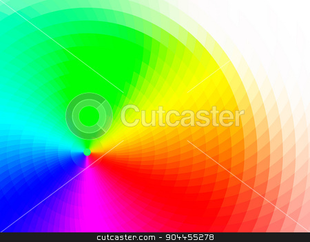 vector colorful background stock vector clipart, vector composition with grid, tiles, gradient effect by Galina Pankratova