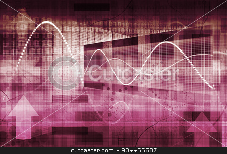 Business Analysis stock photo, Business Analysis and Data Technology as a Concept by Kheng Ho Toh