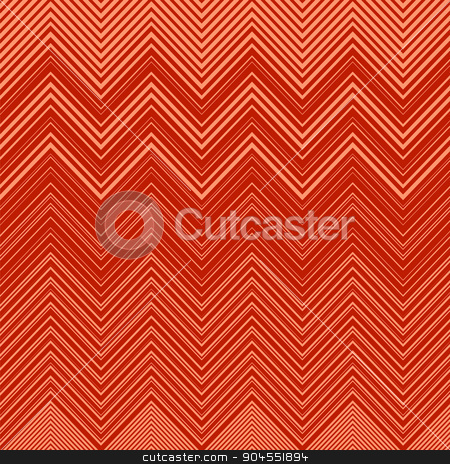Geometric Vibrating Wave Pattern.  stock vector clipart, Geometric Vibrating Wave Pattern. Stylish Decorative Background with  Zigzags by valeo5