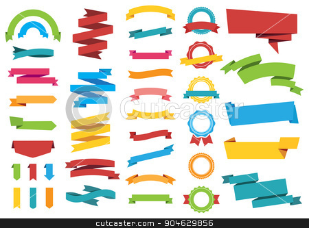 Labels Stickers Banners Tags Banners stock vector clipart, This image is a vector file representing Labels Stickers Banners Tags Banners vector design collection. by Bagiuiani Kostas