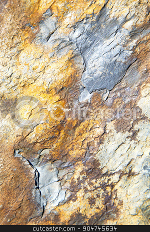 rocks  and red orange gneiss in the wall of   stock photo, rocks stone and red orange gneiss in the wall of morocco by mason luca