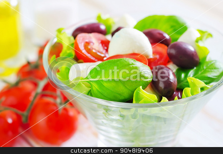 caprese stock photo, caprese by tycoon