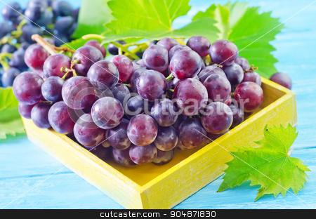 grape stock photo, grape by tycoon