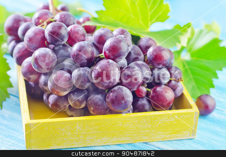 grape stock photo, grape by tycoon