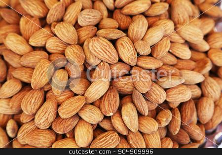 almond stock photo,  by YSphotomedia