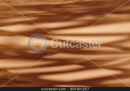 Warm tone abstract metallic background. Defocused stock photo, Warm tone abstract metallic background. Defocused. Horizontal format by ABBPhoto