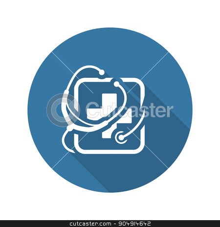 Medical Services Icon. Flat Design. stock vector clipart, Medical Services Icon. Flat Design Isolated Illustration. by Vadym Nechyporenko