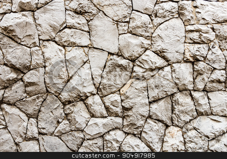 Stone wall texture stock photo, The stone wall texture and variant shape of stone by stockdevil