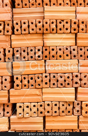 texture of brick stock photo, texture of brick by stockdevil