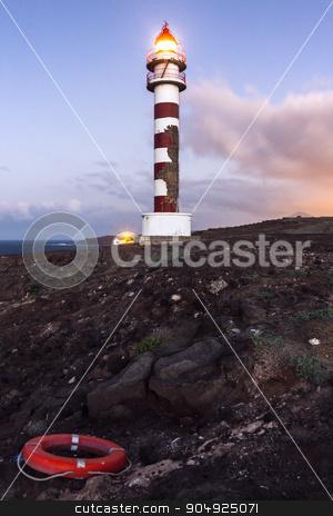 Punta Sardina Lighthouse on Gran Canaria stock photo, Punta Sardina Lighthouse on Gran Canaria. Canary Islands, Spain. by Henryk Sadura