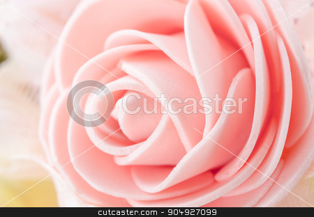 Center of rose. stock photo, Center on pink rose. by Miss. PENCHAN  PUMILA