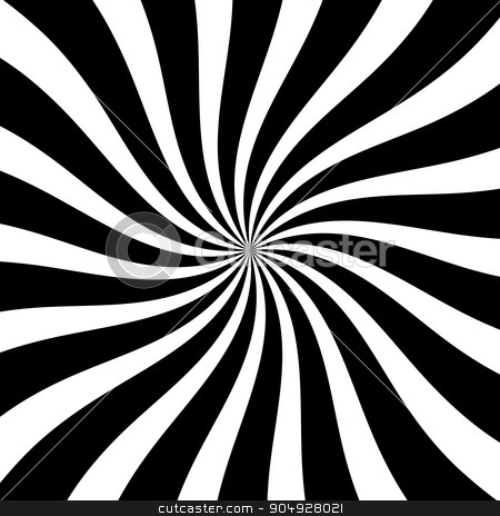 Vector illustration of abstract background stock vector clipart, Vector illustration of abstract black and white background. by Amelisk