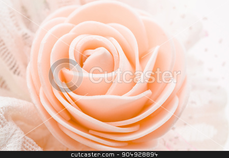 center of rose. stock photo, Vintage of center rose. by Miss. PENCHAN  PUMILA