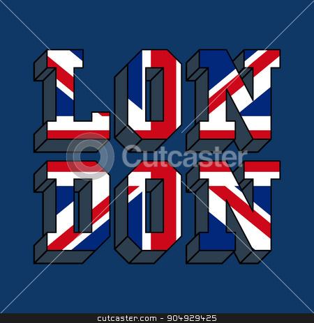 london typography, t-shirt graphics stock vector clipart, london typography, t-shirt graphics. The Stock vector by Amelisk
