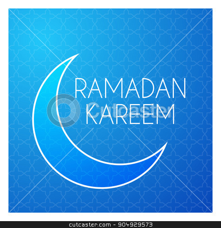 Vector illustration of ramadan background stock vector clipart, Vector illustration of ramadan background. Stock vector by Amelisk