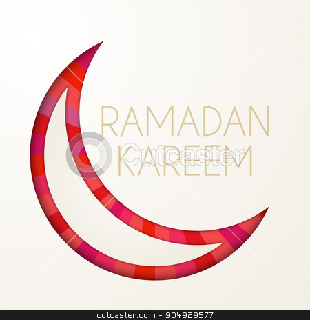 Vector illustration of ramadan background stock vector clipart, Vector illustration of ramadan background. Stock vector by Amelisk